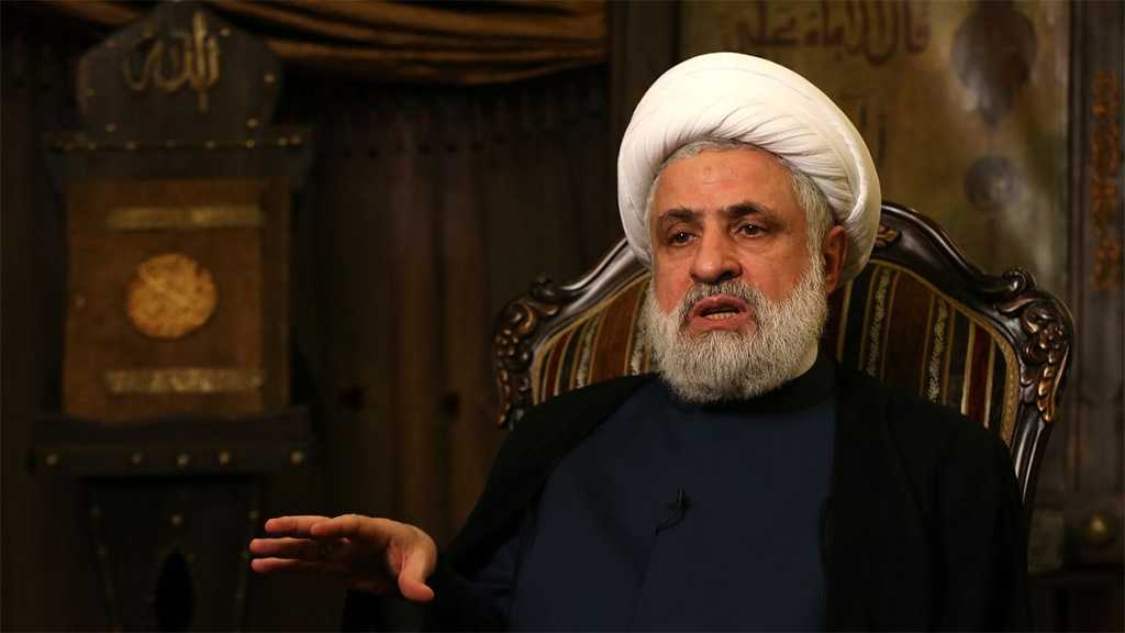 Sheikh Qassem: «Israeli» Home Front, Including Tel Aviv, Are In Range of Resistance Missiles