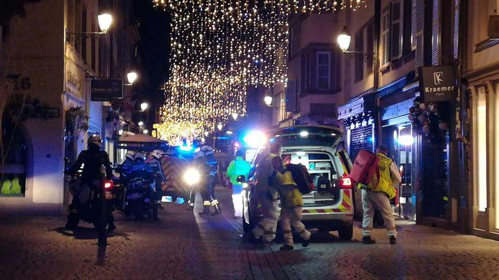 Strasbourg Shooting: Three Killed, Suspect on the Run
