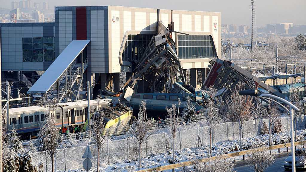 Ankara Train Crash: 7 Killed, 46 Wounded in Derailment