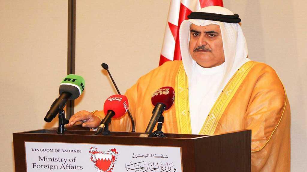 Bahrain FM Defends Australia's Al-Quds Decision!