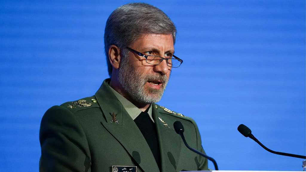 Iranian Defense Minister: Economic War Targeting Iran's Defense Might