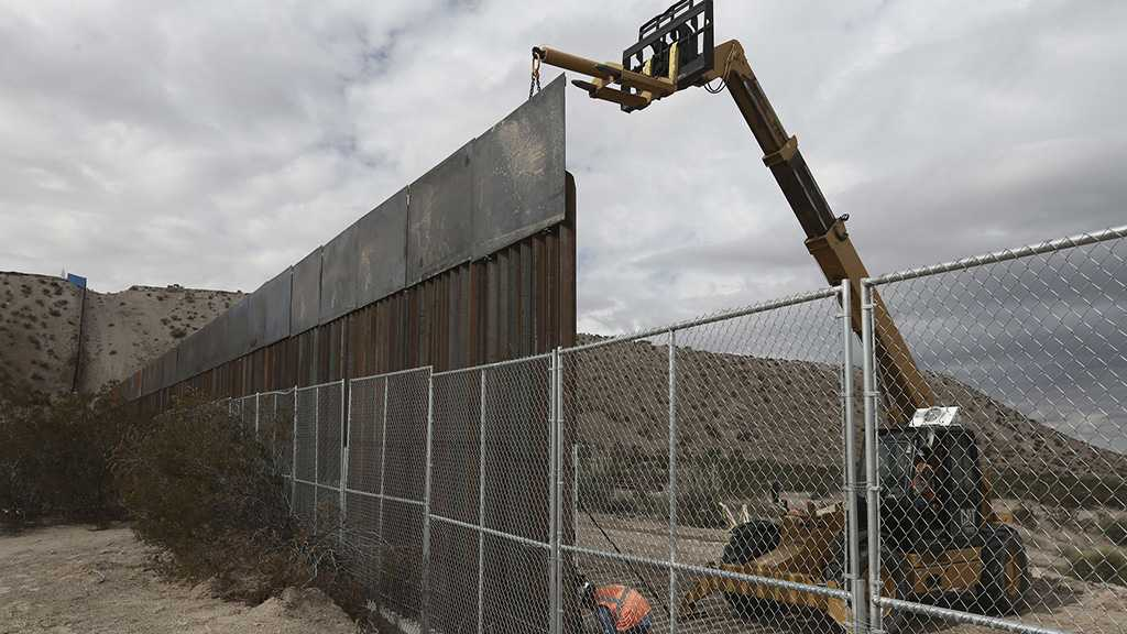 US Gov't Shutdown Looms over Border Wall Funding