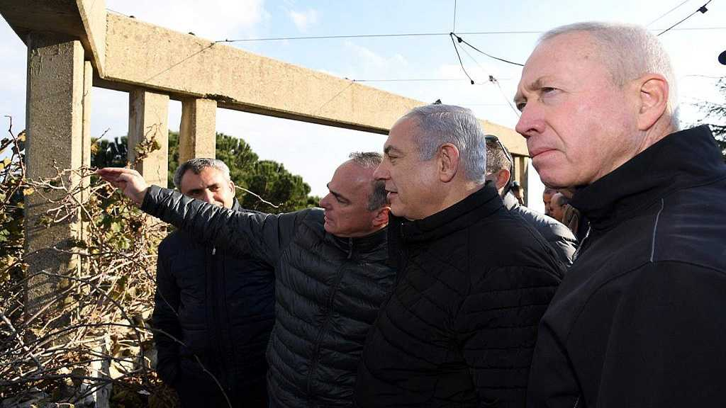 Netanyahu Says 'Border Op Almost Over'