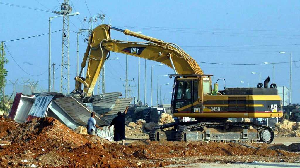 """""""Israel"""" Advances Plans for nearly 2,200 Settling Units"""