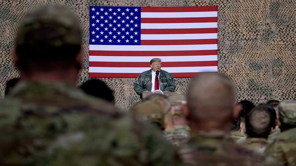 Iraq Officially Denounces Trump Unannounced Visit to US Troops