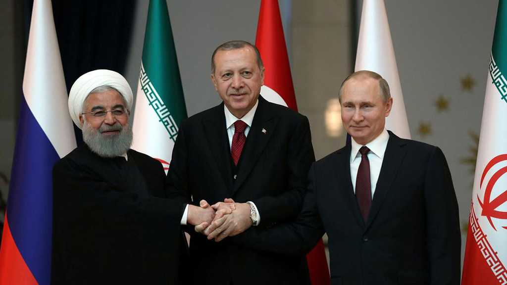 Russia Will Host Putin-Erdogan-Rouhani Summit Early 2019
