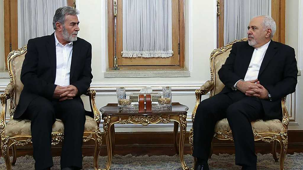 Zarif: Iran to Support Palestinian Nation, Cause until Complete Victory