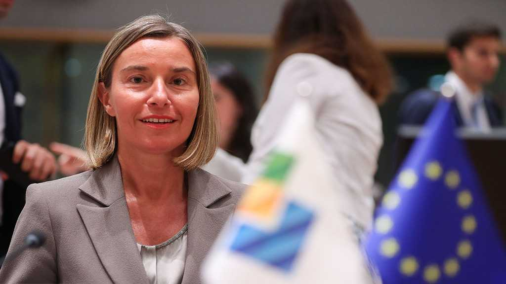 Mogherini: Europe Still Adheres To Iran Nuclear Deal