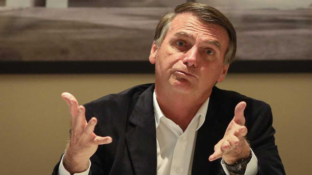 "Bolsonaro: Brazil May Host US Base, Calls Trump ""Most Powerful Man"""