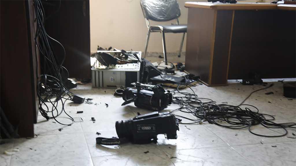 Gaza: Unknown Assailants Raid Palestine TV Office, Destroy Equipment