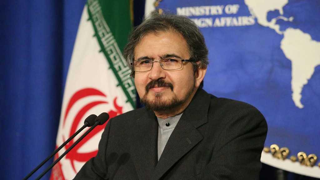 Qassemi: Iran's Regional Record in Restoring Peace, Stability Very Bright