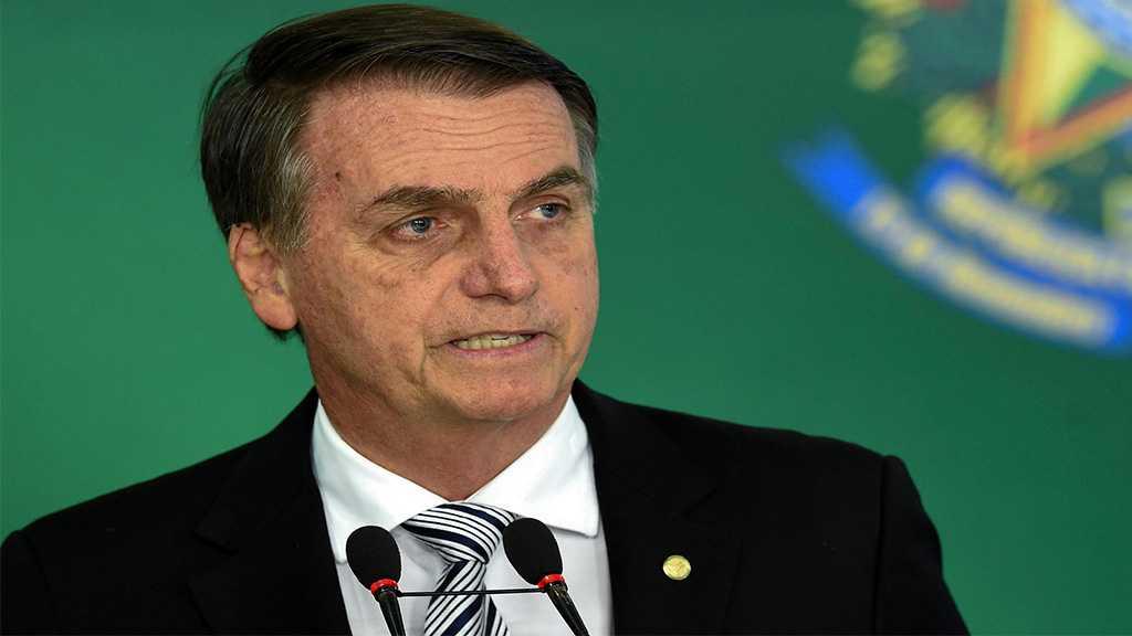 Bolsonaro Confirms Moving Brazil's Embassy to Occupied Al-Quds
