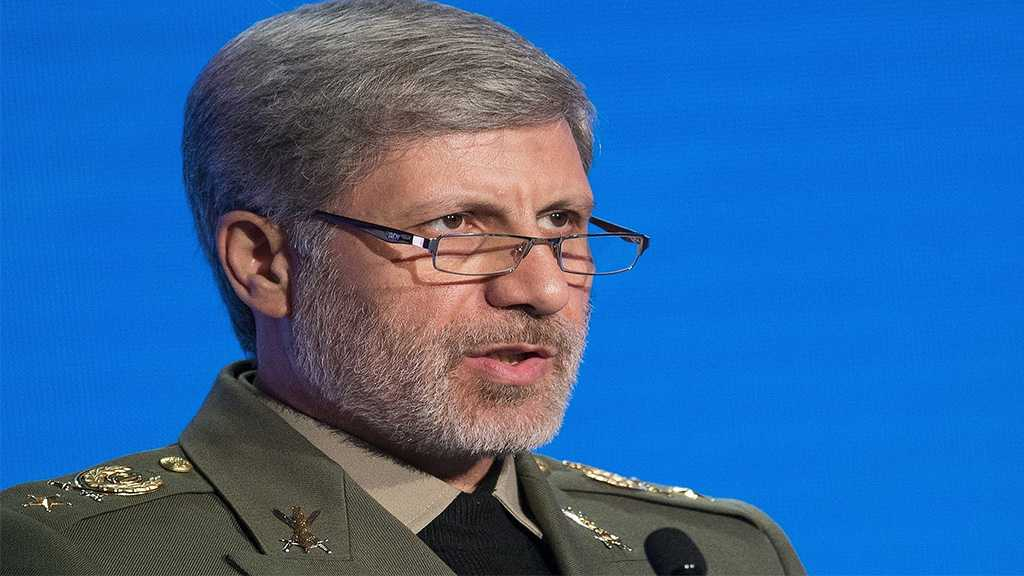 Iran's Defense Minister: Enemies Weakened in Light of Our Deterrence