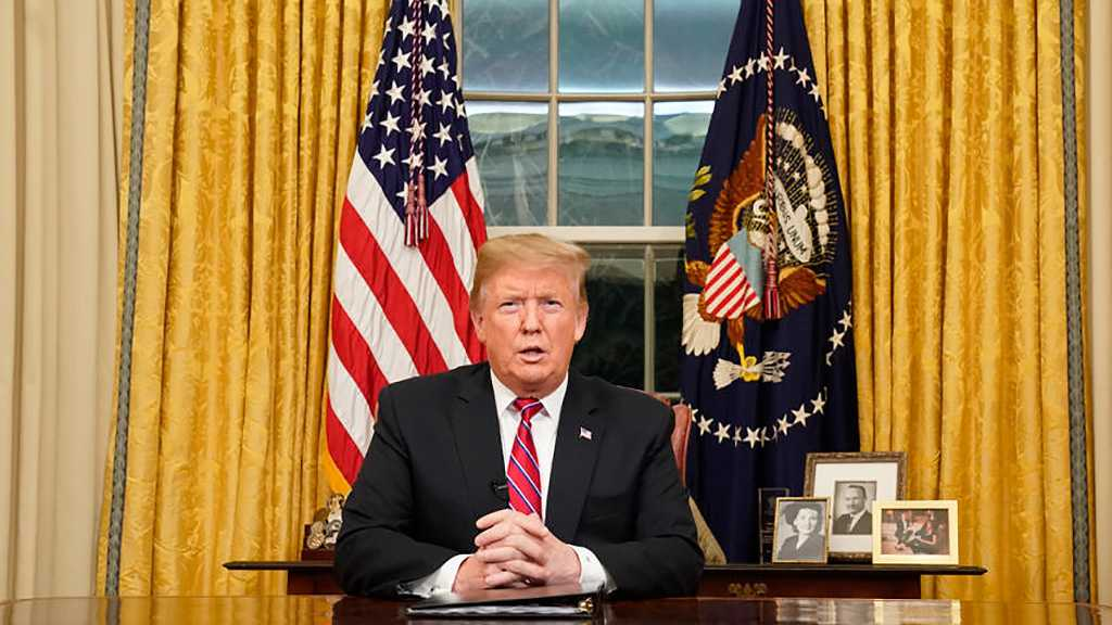 Trump Addresses Nation: No Concession on Mexico Wall, Shutdown Continues