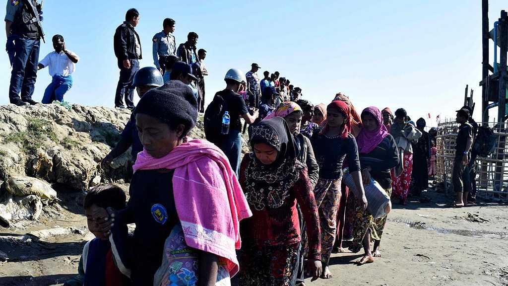 New Myanmar Unrest Panics Rohingya in Border Limbo