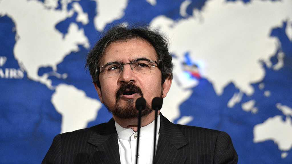 Qassemi Rules Out Reports on Detention Conditions of US Citizen in Iran