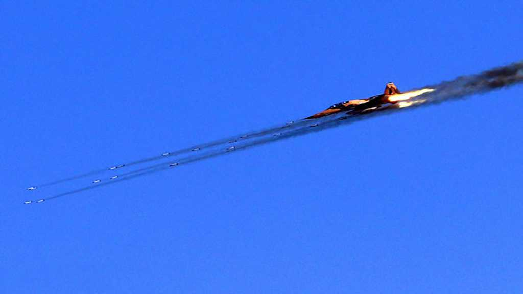 Iranian Air Force Starts Large-Scale Drills in Isfahan