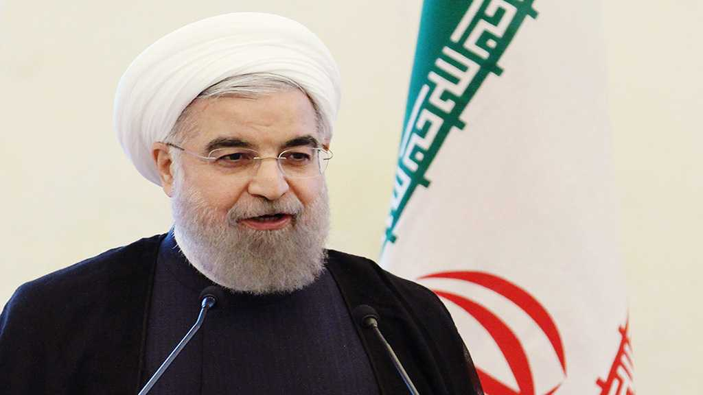 Rouhani Announces Iran-Made Rockets to Carry Satellites into Orbit