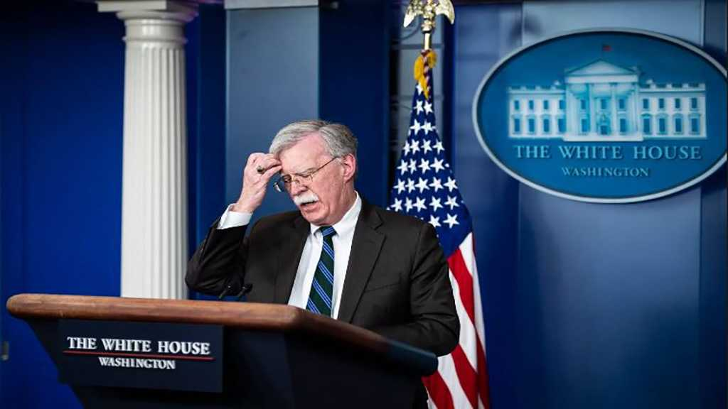 John Bolton and the Muddled Syria Withdrawal Mess