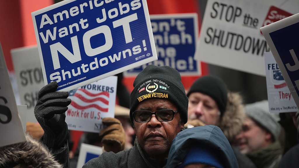 Shutdown Becomes Longest Federal Closure in US History