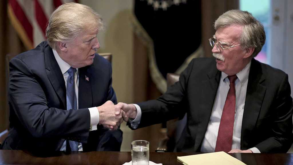 NYT: Pentagon Officials Fear Bolton's Actions Increase Risk of Clash with Iran