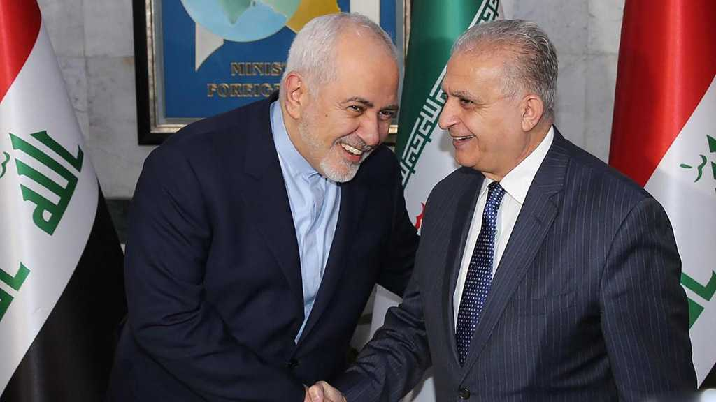 Zarif: Iran, Iraq Foiled US Moves to Sabotage Mutual Ties