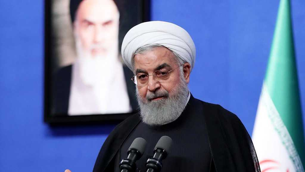 Rouhani Stresses: Iran Not Afraid of Sanctions