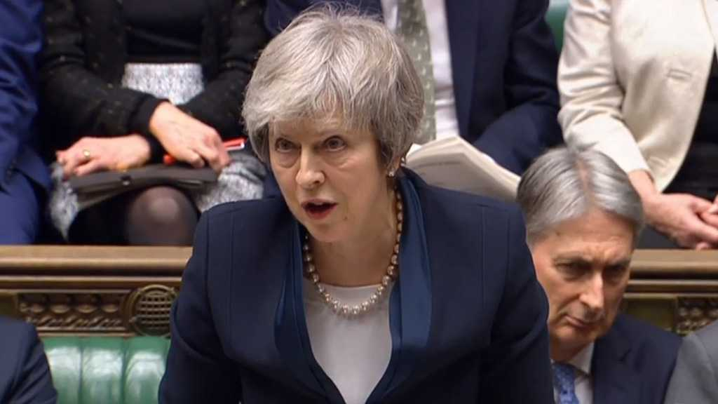 UK: May's Brexit Plan Rejected by Parliament