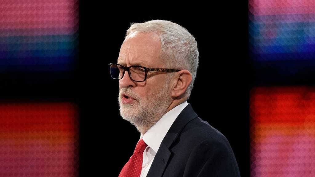 Corbyn Tables No Confidence Vote in May's Tory Gov't