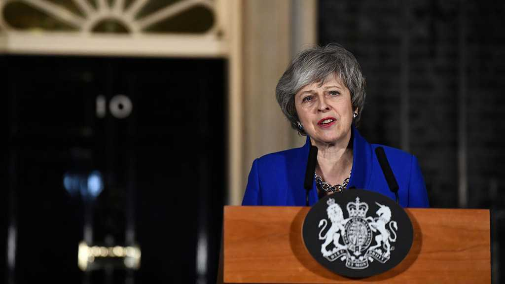 May: 'Door Remains Open' For Corbyn to Join Brexit Crisis Talks