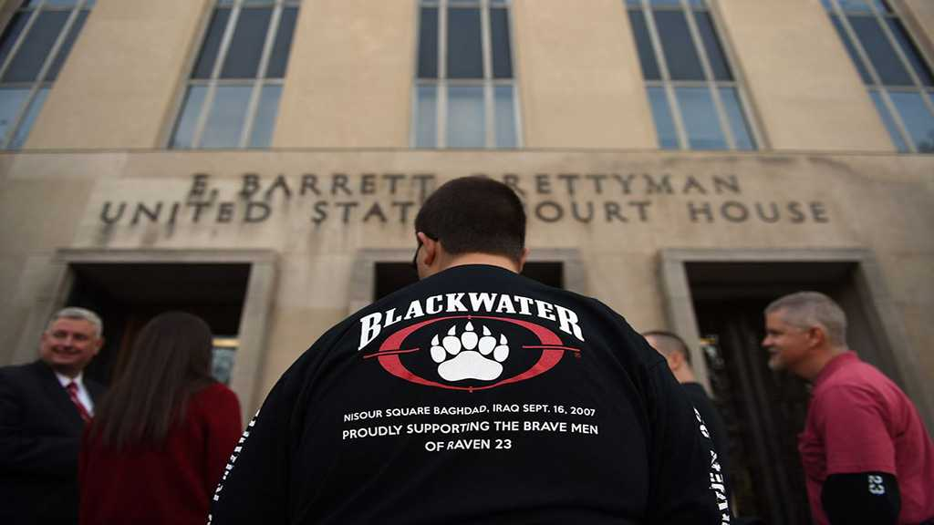 Blackwater Planning Comeback. First Stop: Syria