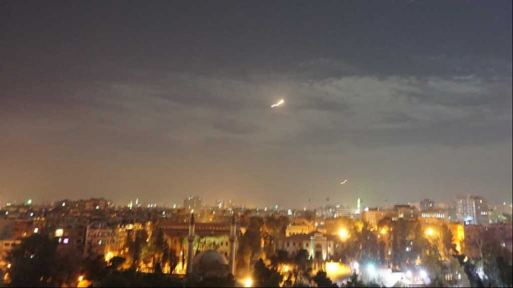 "Syria Confronts ""Israeli"" Attack, Prevents it from Achieving Objectives"