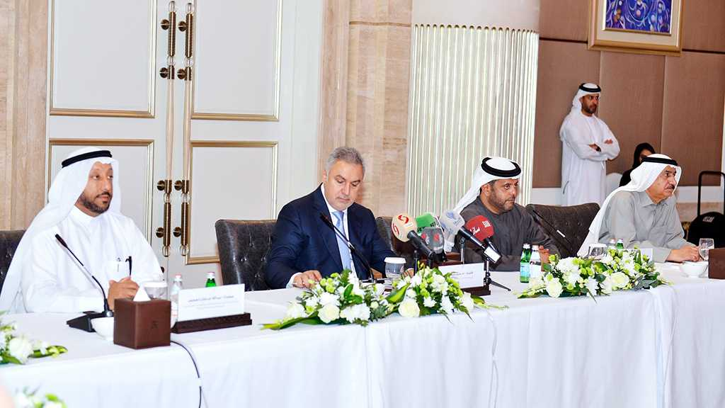 Syrian Delegation Meets with Emirati Investors