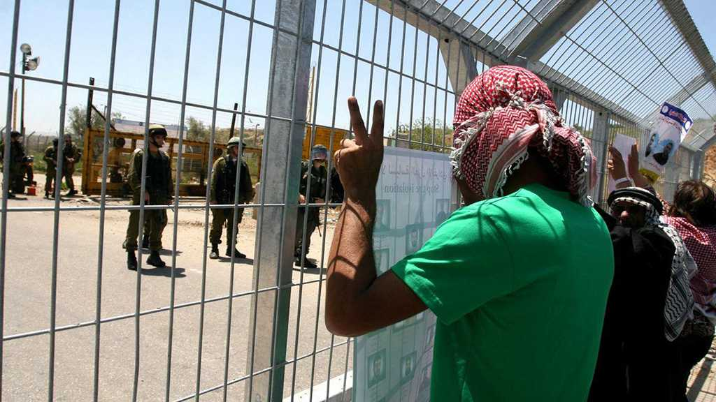 "100 Palestinian Detainees Injured in ""Israeli"" Prison Confrontation"