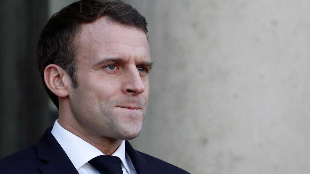 Macron Promises to Stand for Reforms to Avoid Louis XVI's Fate