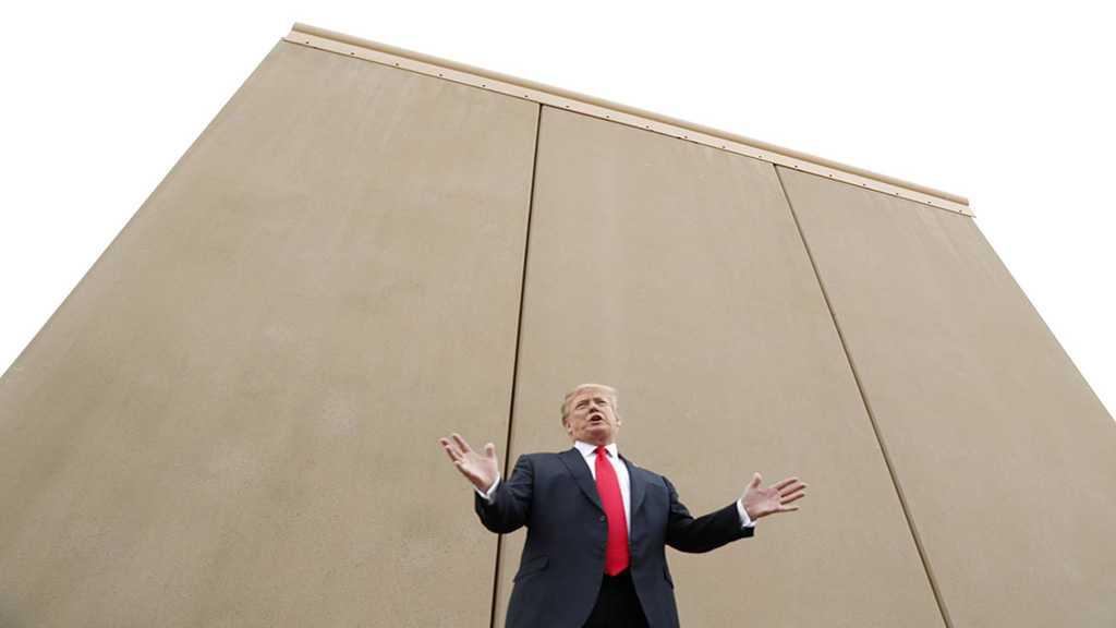 Trump Will Stick to Border Wall Demand despite Gov't Shutdown