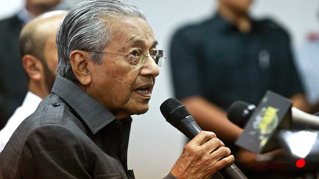 Mahathir Says «Israel» Is «Criminal Country», Bans Athletes from Entering Malaysia