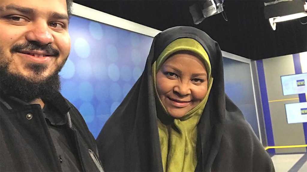 Marzieh Hashemi Freed from FBI Prison