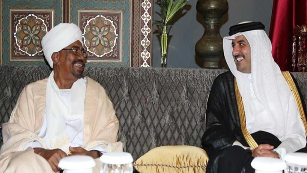 Qatar Emir Meets with Omar Al-Bashir, Backs Sudan's 'Unity'