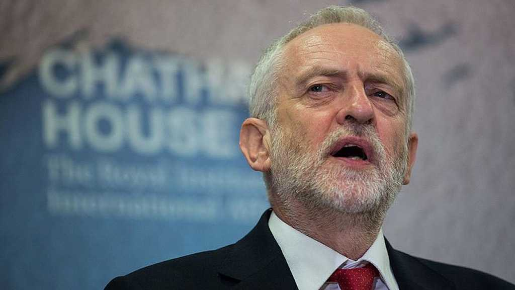 May Slams Corbyn: He'll Meet Hamas, Hezbollah but Not Me