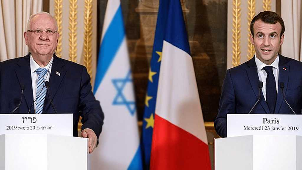 Rivlin to Macron: «Israel» to Strike Hezbollah Facilities in «Heart of Beirut»