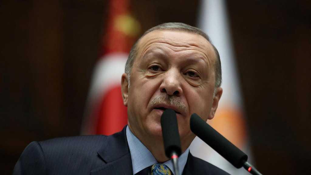 Erdogan Expects 'Near' Creation of Syria 'Security Zone'