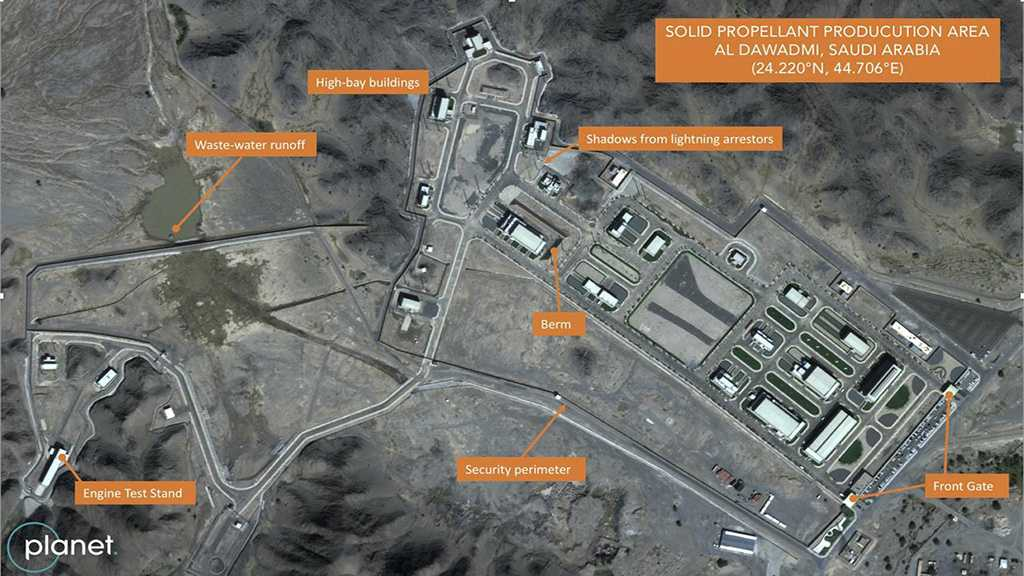 Experts, Satellite Images Suggest a Saudi Ballistic Missile Program - Reports