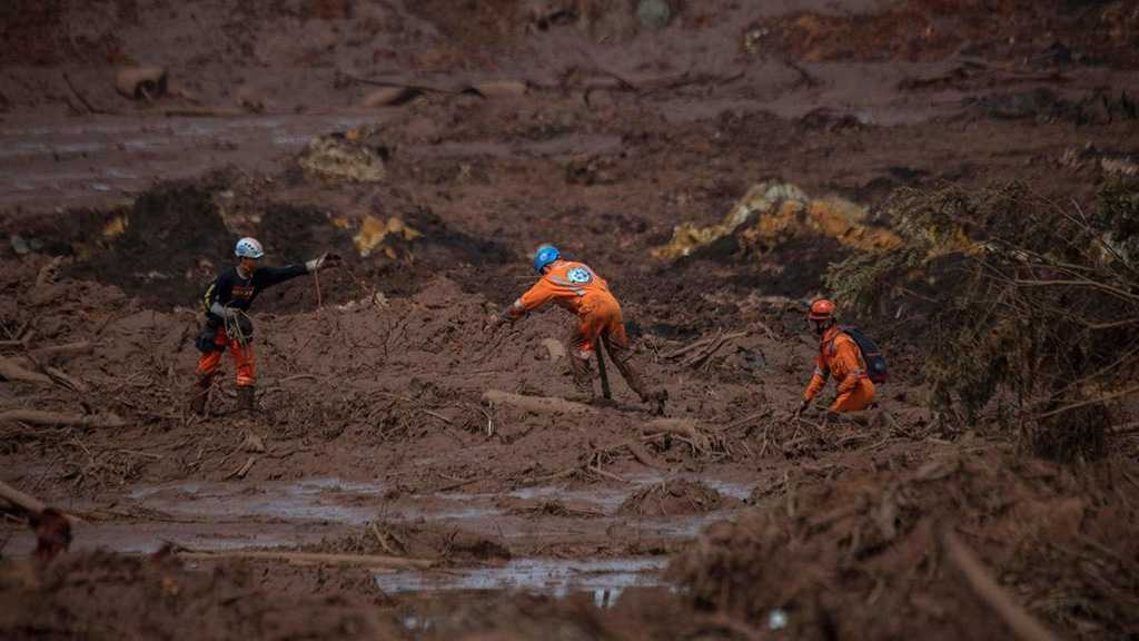 Brazil: Search Resumes Mine Disaster Site As Death Toll Jumps To 58