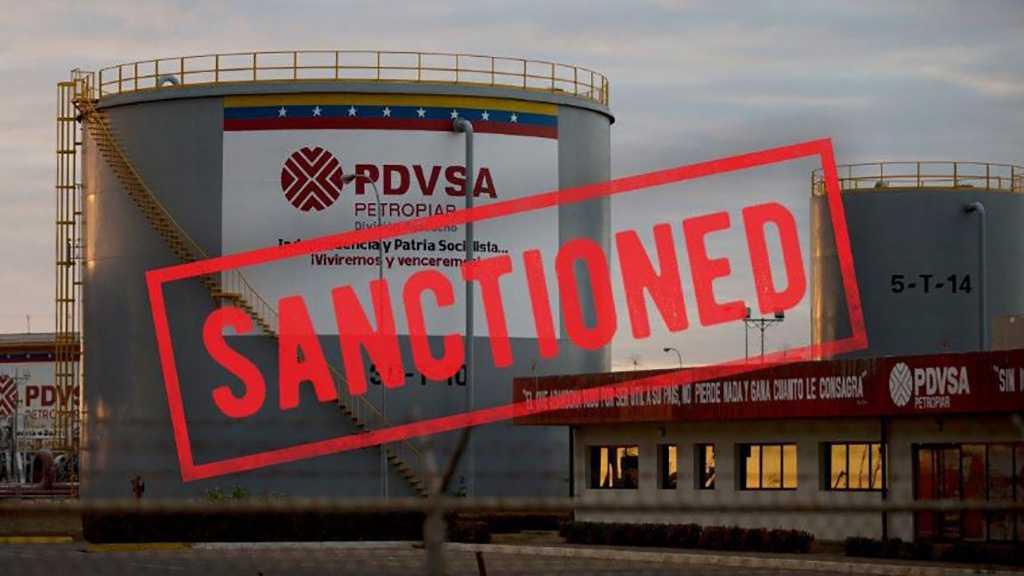 US Announces Sanctions against Venezuela's State Oil Company