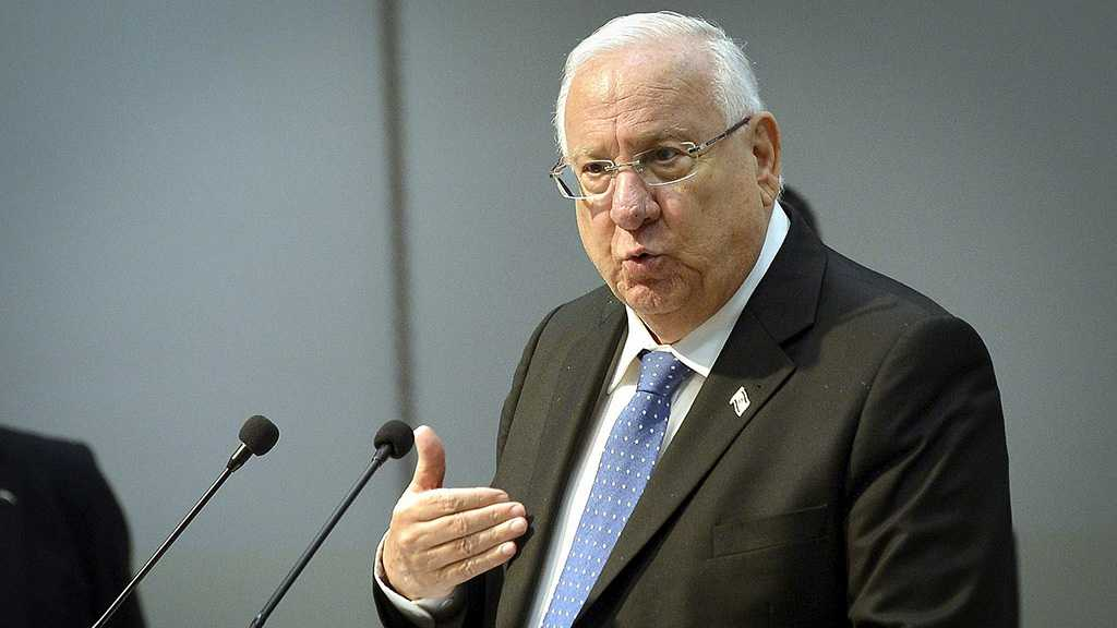 Rivlin Claims Iran Will «Worsen Its Attacks on 'Israel's' North»