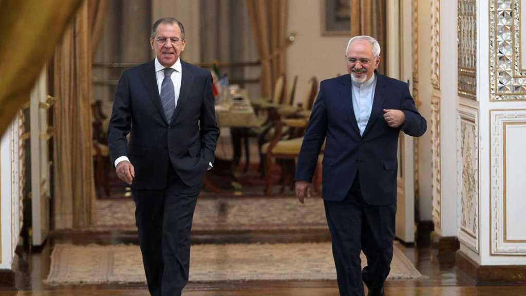 Lavrov, Zarif Discuss Venezuelan Crisis via Telephone
