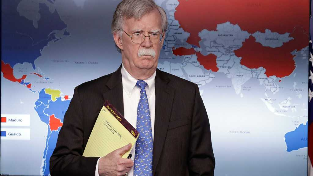 Bolton Sends Maduro Subtle Threat to Deploy US Troops