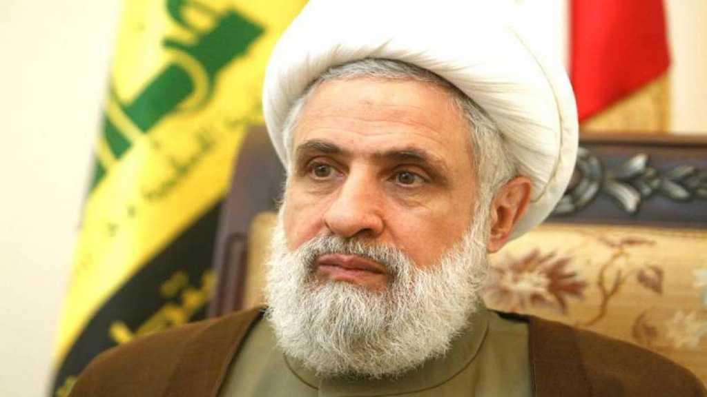 Sheikh Naim Qassem: Hezbollah will not Surrender to Pressures, Sanctions