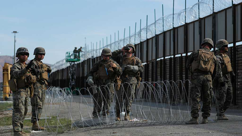 US to Deploy Additional 3,750 Soldier to Mexican Border